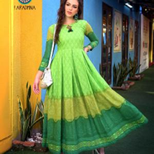 Aradhna Gown Kurtis – Pattern 6