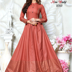 Miss World Gown Kurtis Collection Two