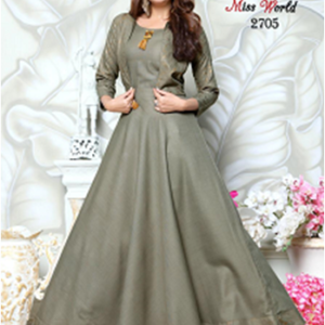 Miss World Gown Kurtis Collection Five